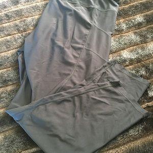 Womens reebok workout pants